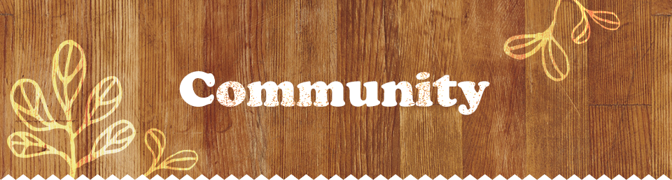 Community お役立ち情報